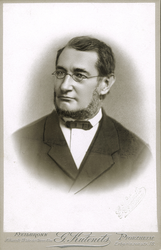Julius Robert Mayer; 1868 
